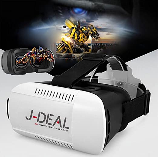 4 opinioni per SEGURO® Video Movie Game Virtual Reality 3D Glasses