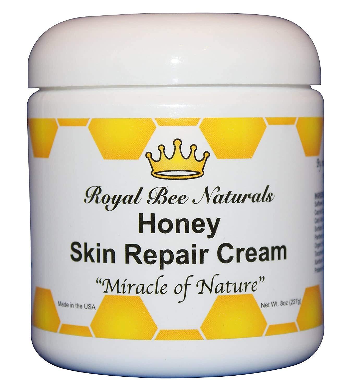 Royal Bee Naturals Honey Skin Repair Cream - 8oz