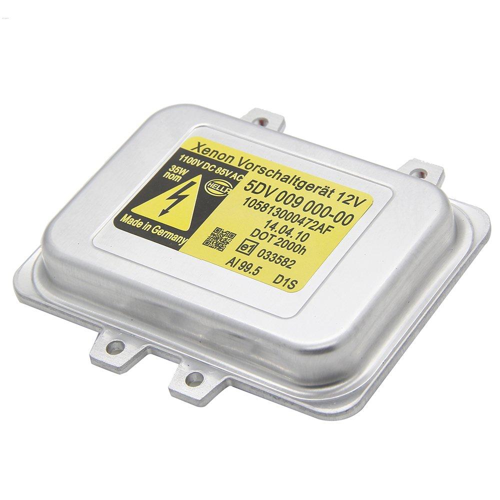 LINGDA 5DV 009 000-00 12767670 Xenon Headlight Control Unit ECU Ballast D1S D1R For BMW Mercedes Benz Cadillac Audi Saab
