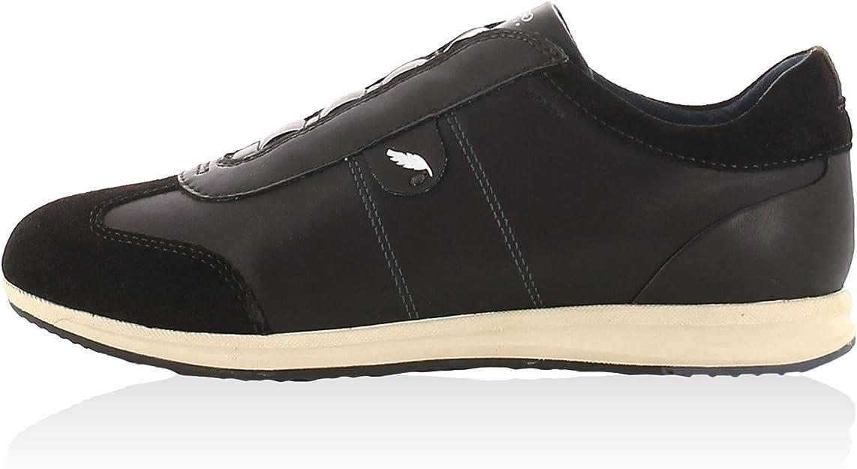 Geox Damen D Avery Sneaker, Kaffee, 36 EU: : Schuhe