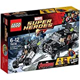 Lego Marvel Super Heroes Avengers 76030 - Number 2 [German Version]