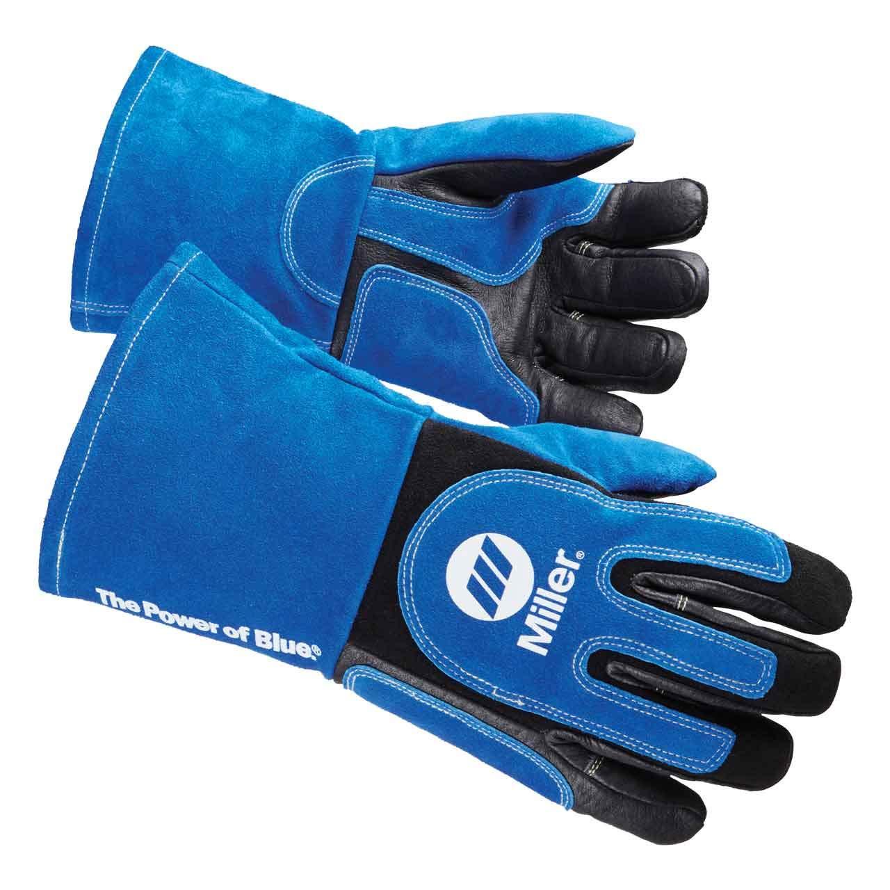 Miller 269615 Heavy Duty MIG//Stick Welding Glove 2X-Large