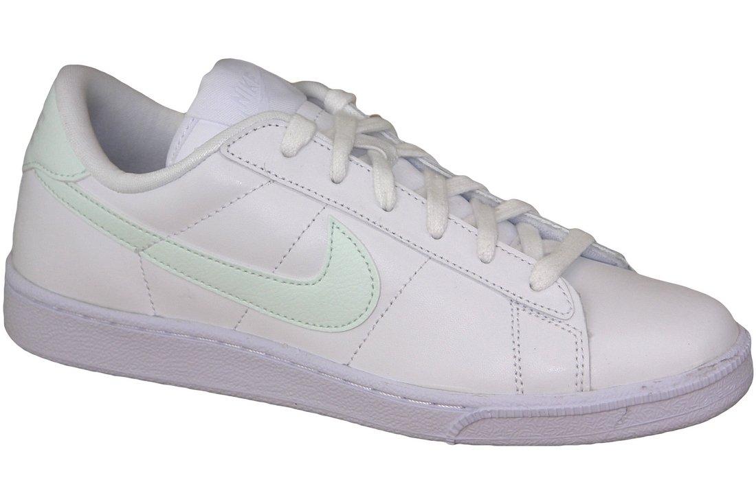 Nike Women's Tennis Classic White/Fiberglass Ankle-High Shoe - 7.5M by NIKE