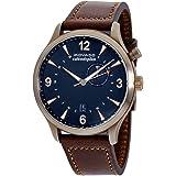 Movado Heritage Quartz Movement Blue Dial Men's Watch 3650017