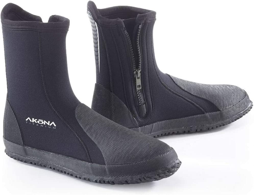 Akona Deluxe 3.5mm Molded Sole Boots