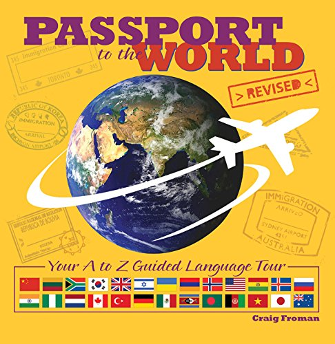 Passport to the World: Your A to Z Guided Language Tour by New Leaf Publishing Group