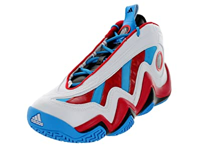2a91fb3c35be adidas Crazy 97 Mens (Jrue Holiday) in Run White Scarlet by