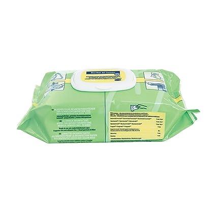 Rápido de toallitas desinfectantes bacillol® AF tissues, superficie, 80 toallitas desinfectantes