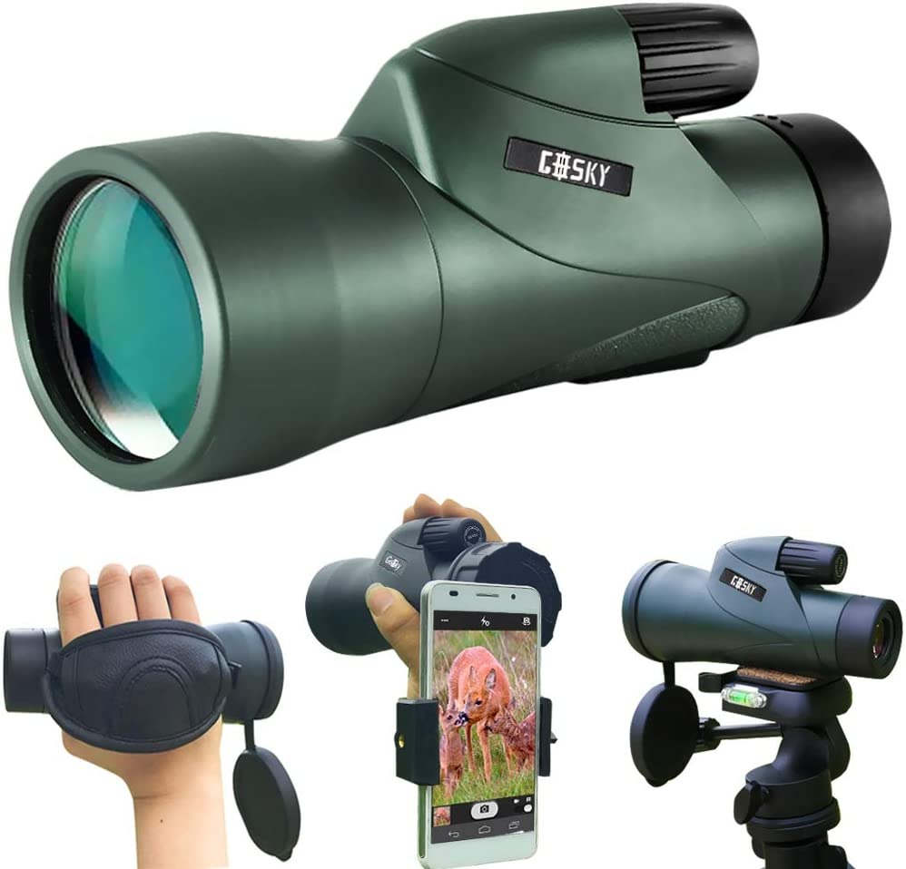Gosky High Definition Monocular Telescope