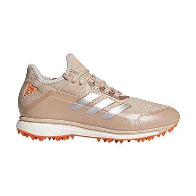 huge selection of 09520 58f2f adidas Fabela X Peach Womens Field Hockey Shoes (3.5 UK, Peach)