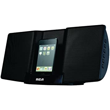 Amazon.com: RCA ri503 sistema de sonido con base dock ...