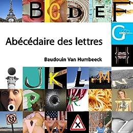 """Amazon.com: L'abecedaire des lettres (Collection """"Fonds de tiroir"""" t"""