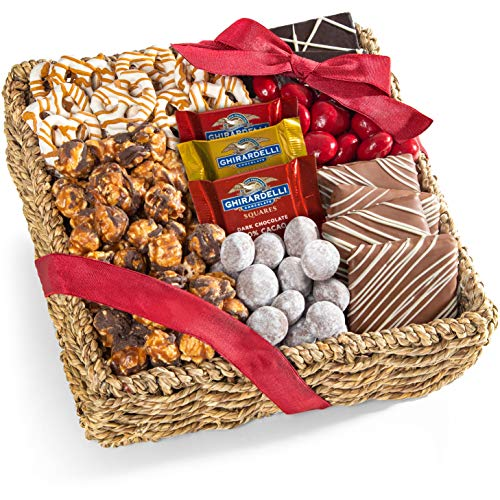 Chocolate, Nuts and Crunch Gift