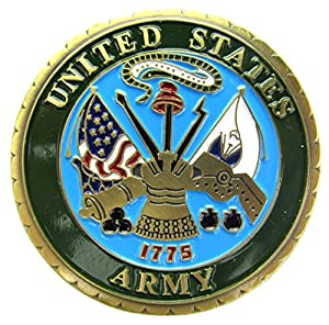 US Army Challenge Coin