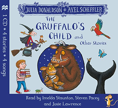 The Gruffalo's Child and Other Stories CD -