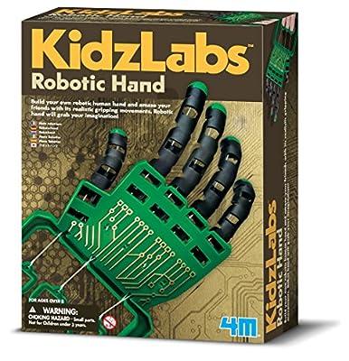 4M Robotic Hand Kit from Toysmith