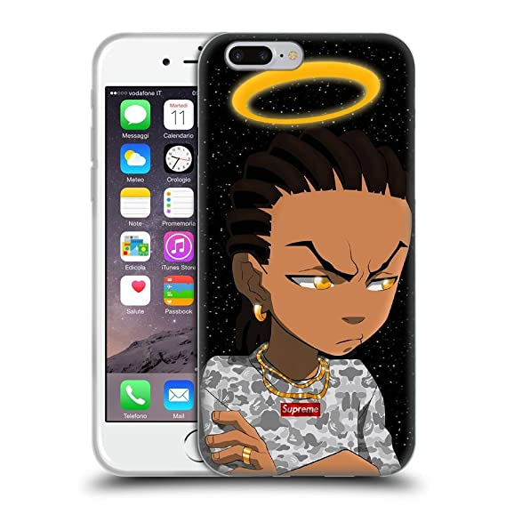 amazon com huangsre the boondocks tpu case cover for iphone 7 plus