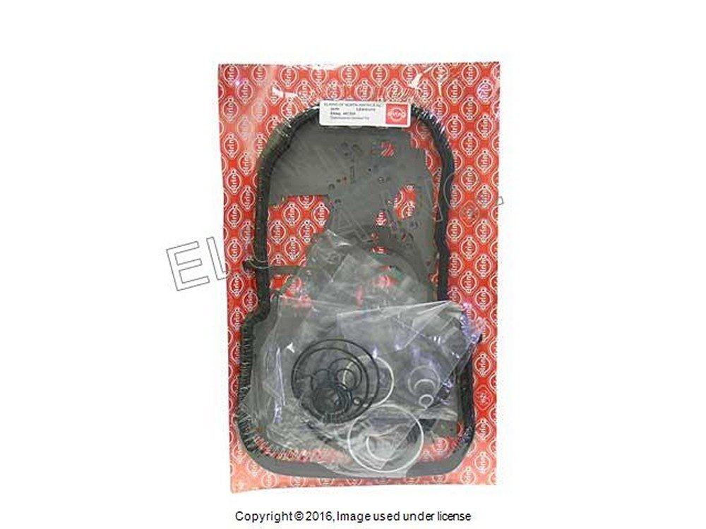 Amazon.com: Mercedes-Benz Rear Left Transmission Gasket Set 190D 190E 260E 300 SD 300 TD 300CD 300D 300E: Automotive