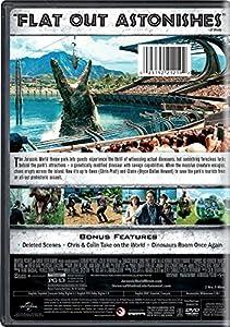 Jurassic World by Universal Studios