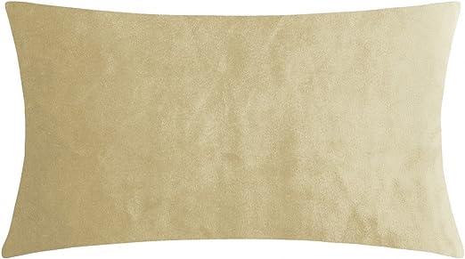 pad Kissenhülle Smooth 25 x 50 cm Waschbar bei 30°C
