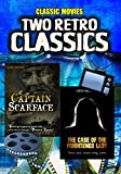 Two Retro Classic Movies: Captain Scarface and The Case of the Frightened Lady
