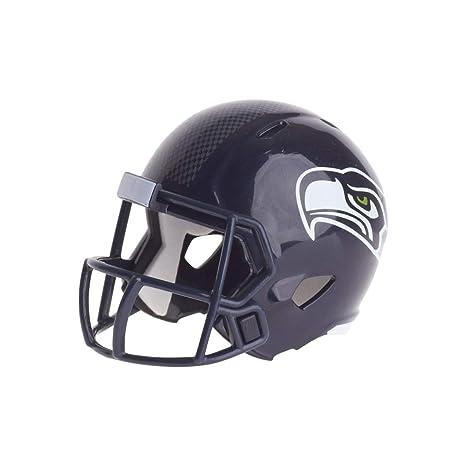 Riddell Seattle Seahawks NFL Speed Pocket PRO Micro Tascabile Mini Casco da  Football d80e98d7e68