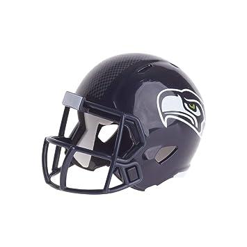 Seattle Seahawks NFL Riddell velocidad bolsillo Pro Micro/tamaño de bolsillo/Mini casco de