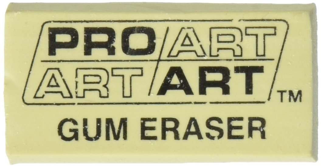 Pro Art Gum Eraser- Notions - In Network PA308900