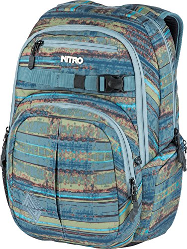 Nitro Snowboards, Sac à dos loisirs Homme Frequency Blue