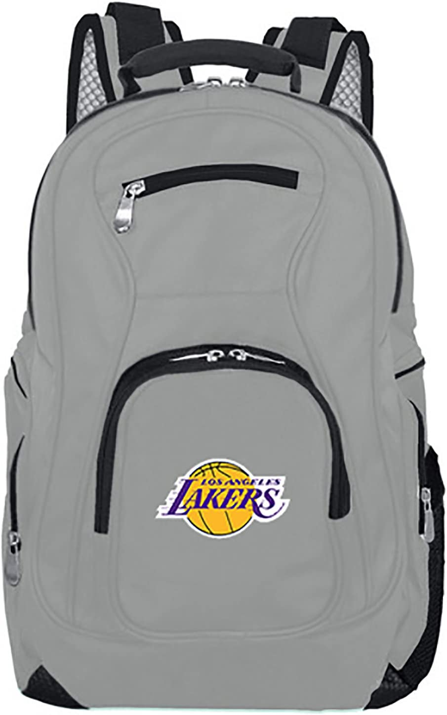 NBA Laptop Backpack, 19-inches, Grey