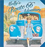 Molly's Route 66 Adventure  (The American Girls Collection)