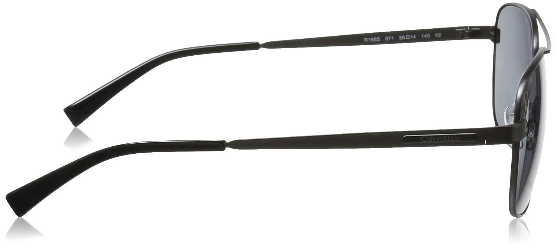 Amazon.com: Calvin Klein r168s Hombre Aviator anteojos de ...
