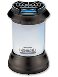 Thermacell Bristol Mosquito Repellent Patio Shield Lantern; Lantern Light Plus Silent, Scent-Free Mosquito Repellent...