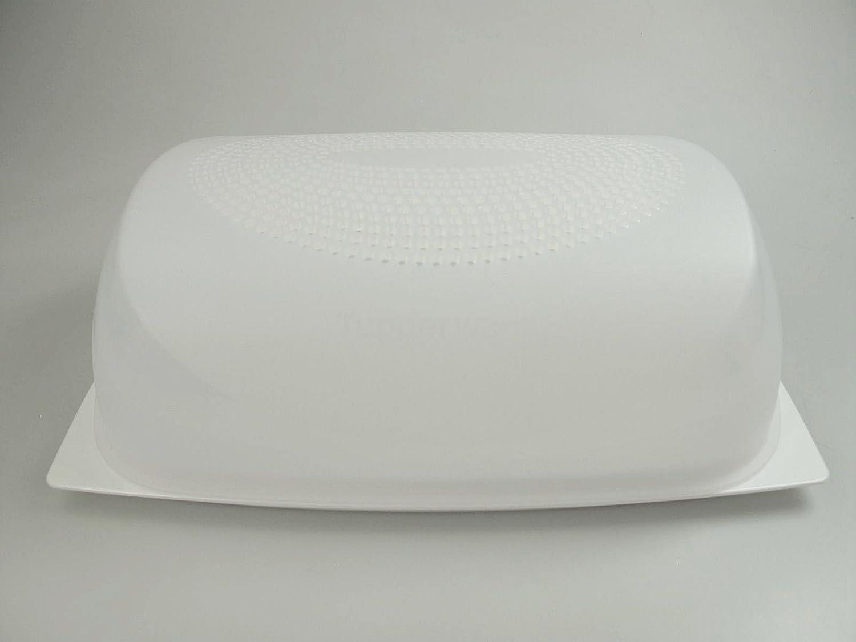 Tupperware K/äseMax contenitore alimentare per formaggi misura grande A139 bianco
