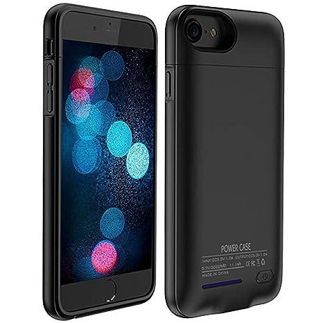 Amazon.com: COOLEAD - Funda de batería para iPhone 8/7/6/6S ...