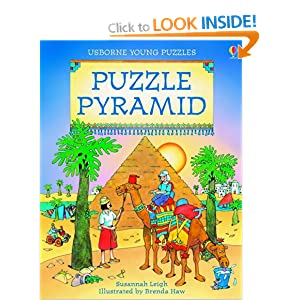 Puzzle Pyramid (Puzzle Books) (Jun 3, 2004)