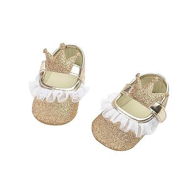 befd38fe9e DEBAIJIA Baby Girl Princess Shoes Toddler Lovely Spring Flower ...