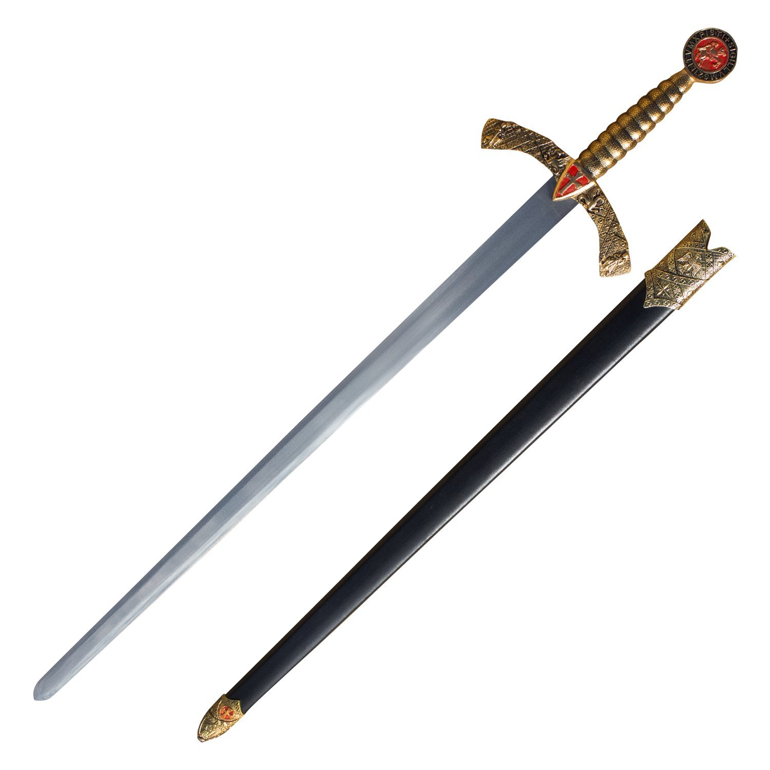 Knights Templar Sword - Relic of The Ancient Order of Solomon's Temple