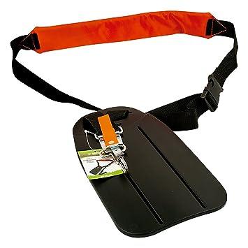 Groway 50902601 Cinturón para Desbrozadora: Amazon.es: Bricolaje y ...