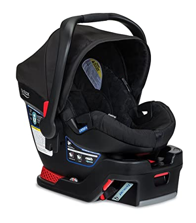 Britax B Safe 35 Infant Car Seat Black