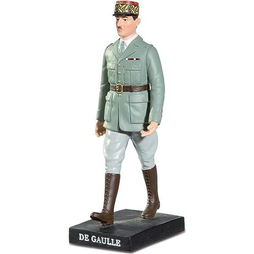 Statuette De Gaulle - 14,2 cm