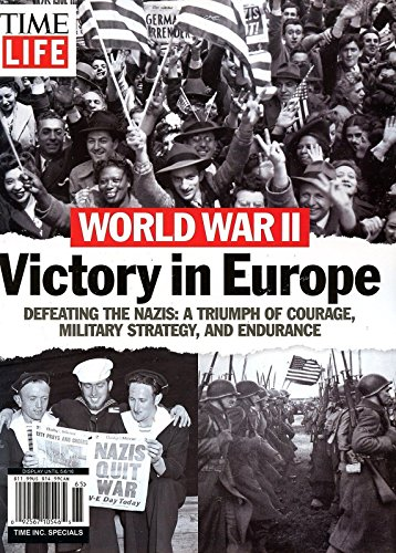 World War II Victory in Europe (Time Life Magazine)