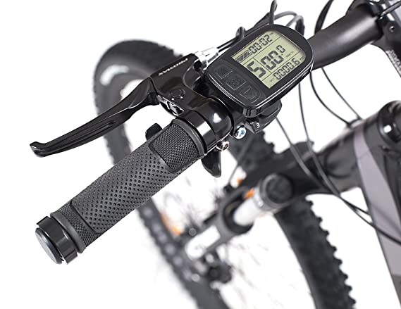 bicicleta eléctrica fitifito Copenhagen 27,5 pulgadas E-bike ,36v 250w,negro mate gris, mountainbike: Amazon.es: Deportes y aire libre