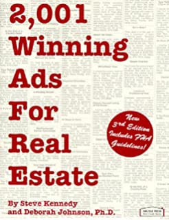 5 Minutes to a Great Real Estate Ad (w/ CD): John D. Mayfield ...