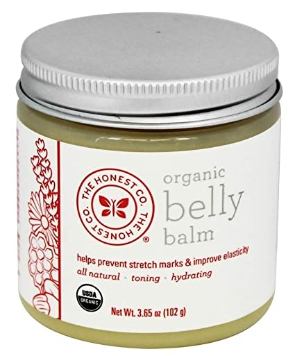 Honest Company Organic Belly Balm