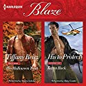 Her Halloween Treat & His to Protect: Men at Work Audiobook by Tiffany Reisz, Karen Rock Narrated by Tatiana Sokolov, Abby Craden