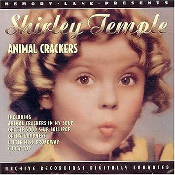 Shirley Temple Animal Cracker Amazon Com Music