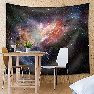 Made With Top Quality, Handsome Artisanship, Colorful Galaxies