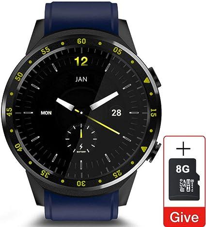 ZXCVBW Reloj Inteligente Hombres Tarjeta SIM Deportes SmartWatch ...