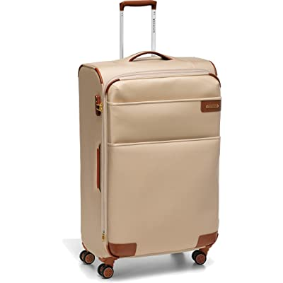 "32"" Spinner Luggage Expandable Champagne - Champagne"